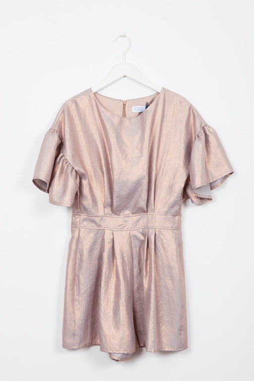 GIVERNY GOLD JUMPSUIT