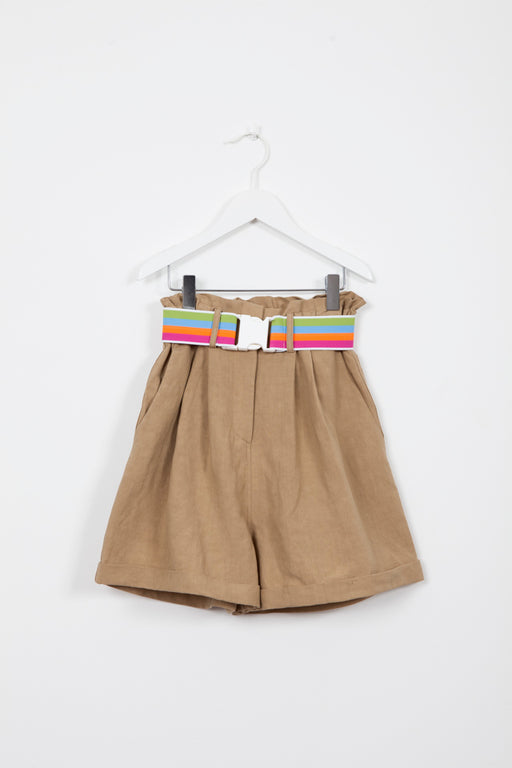 GLENN DESERT  SHORT WITH BELT