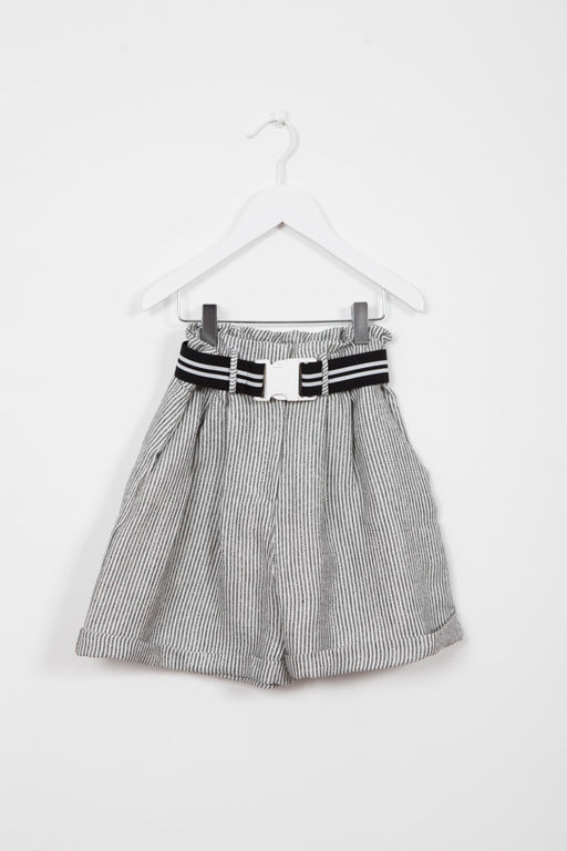 GLENN LAVA SHORT WITH BELT
