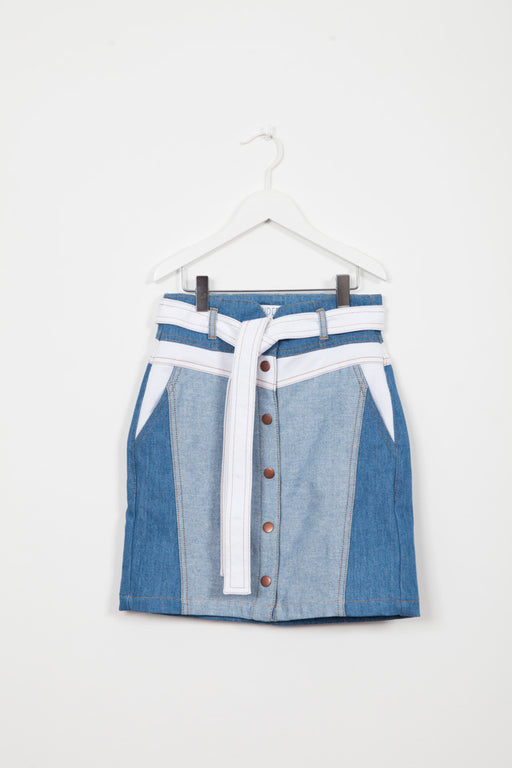 GOREE DENIM SKIRT