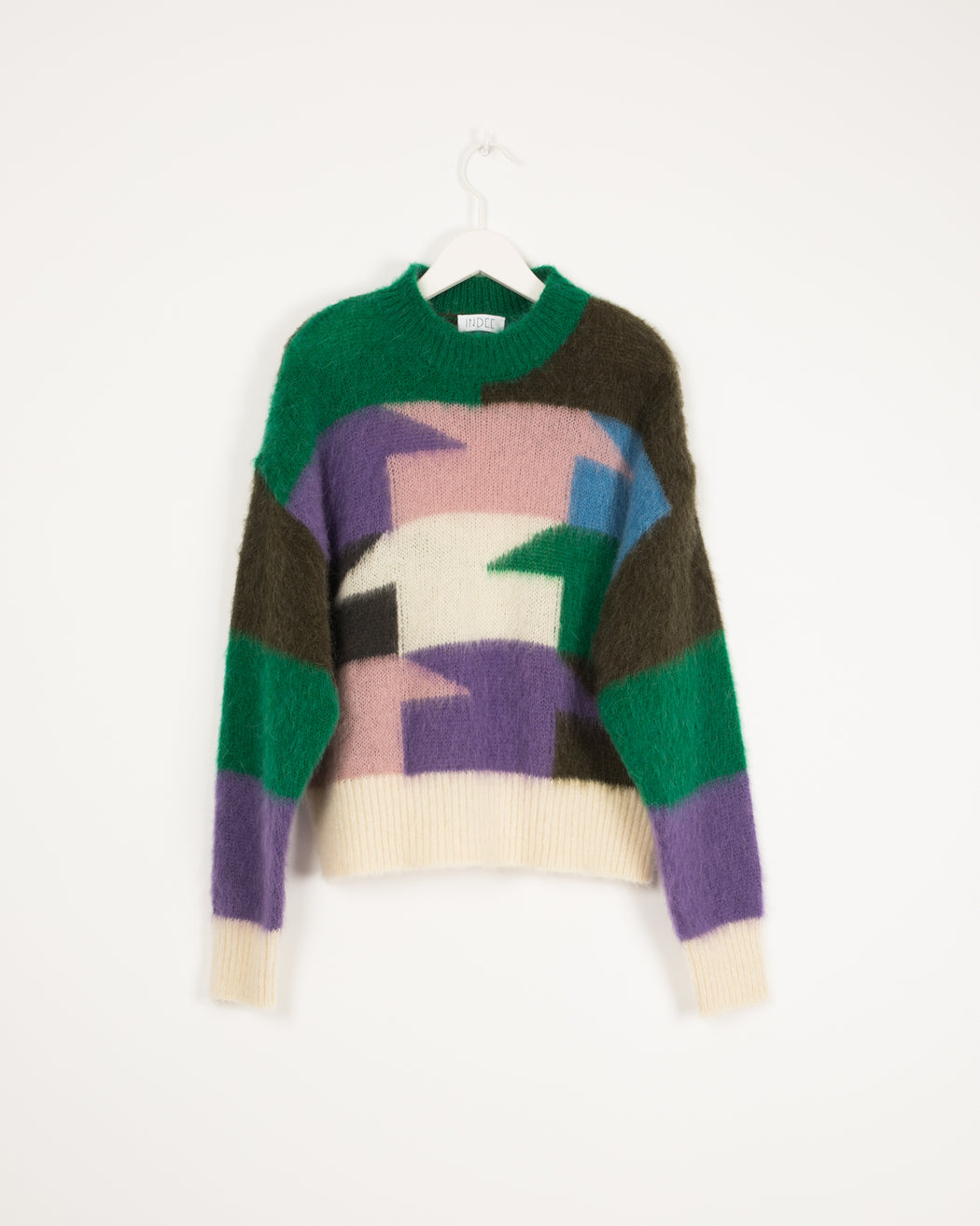 INDEE KNIT SWEATER ICEBOX