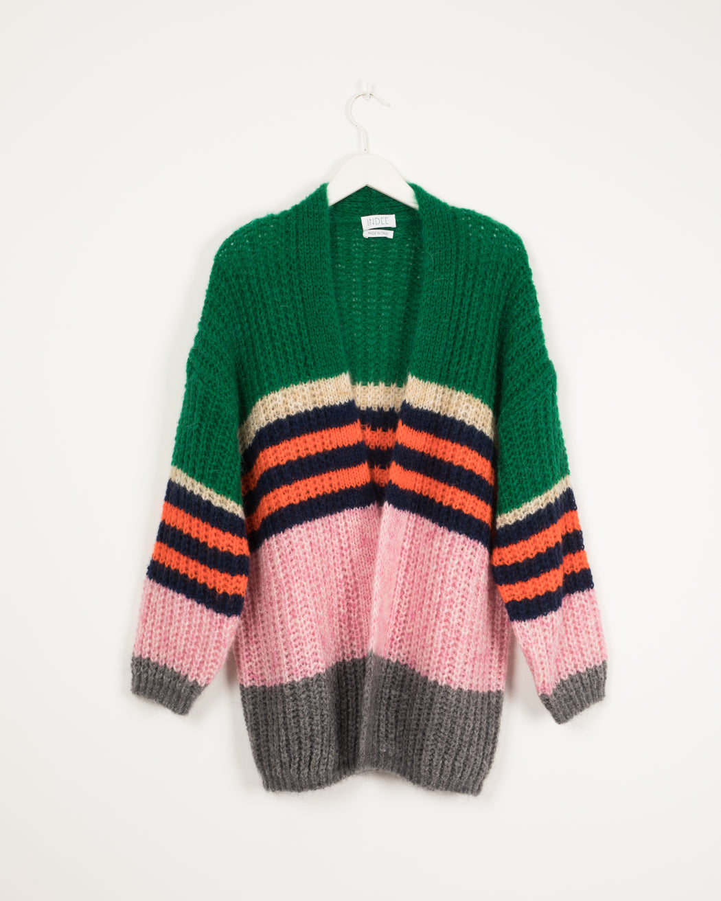 INDEE KNIT CARDIGAN
