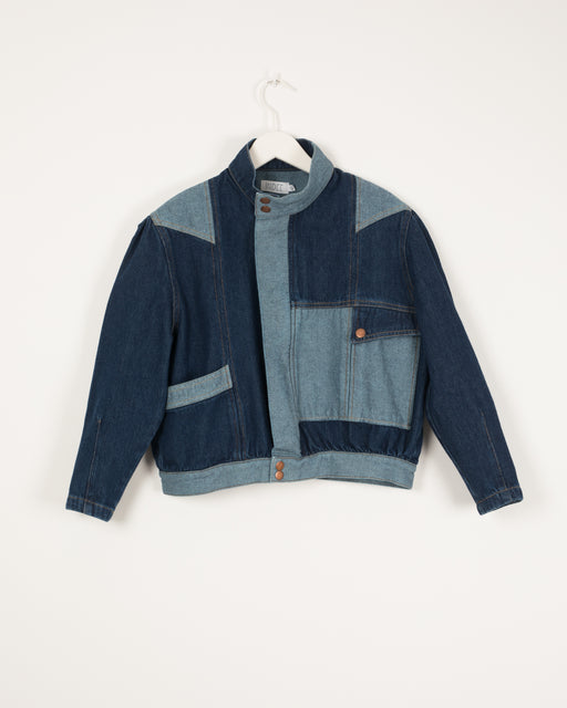 ISOBAR DENIM JACKET