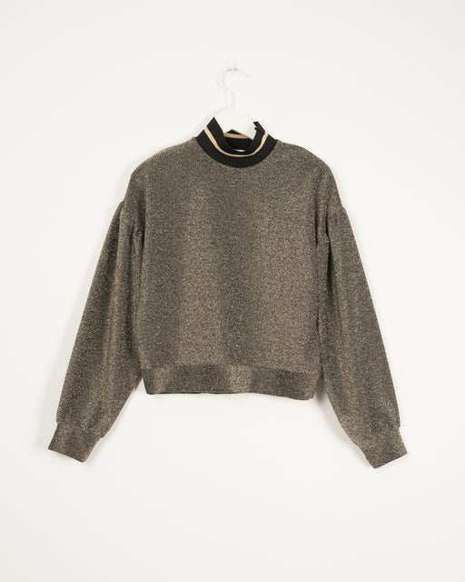 IVORY SILVER SWEATER