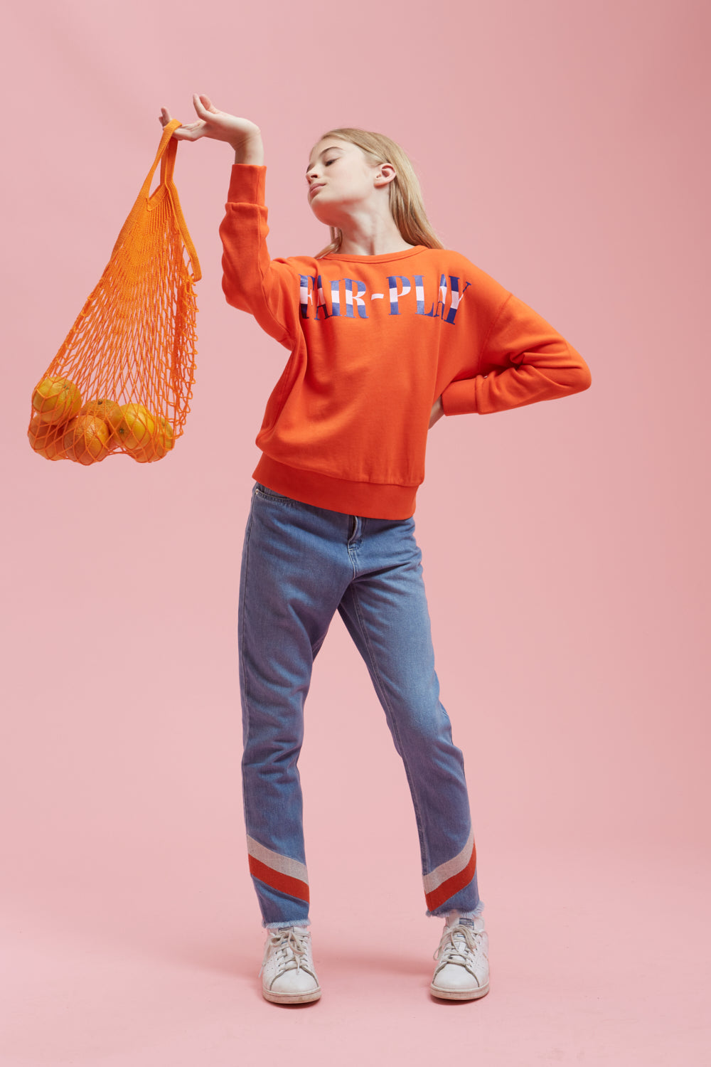 ENERGETIC FAIRPLAY FANTA SWEATER