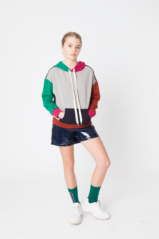 FIFTEEN MULTICO HOODY