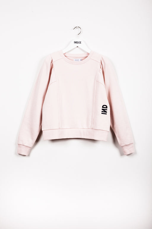 """JAIPUR"" SWEAT-SHIRT QUARZ"