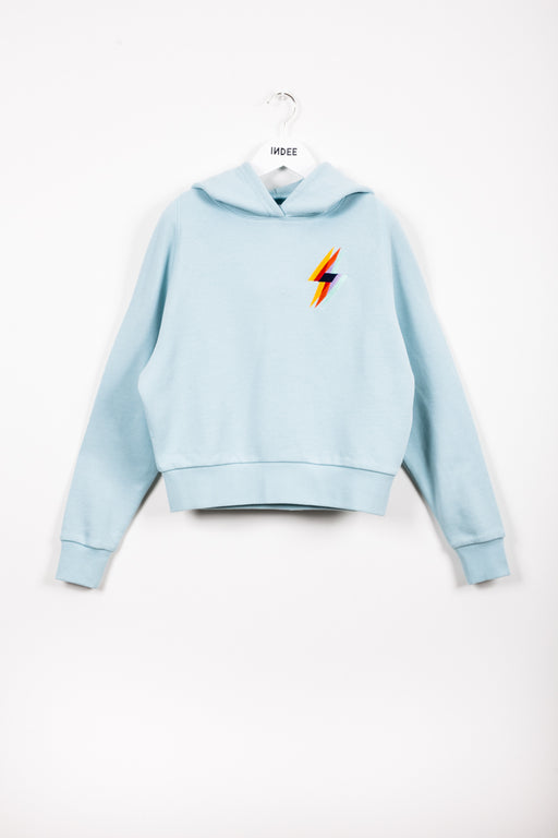 """JAZZ"" FLASH HOODY EDEN"