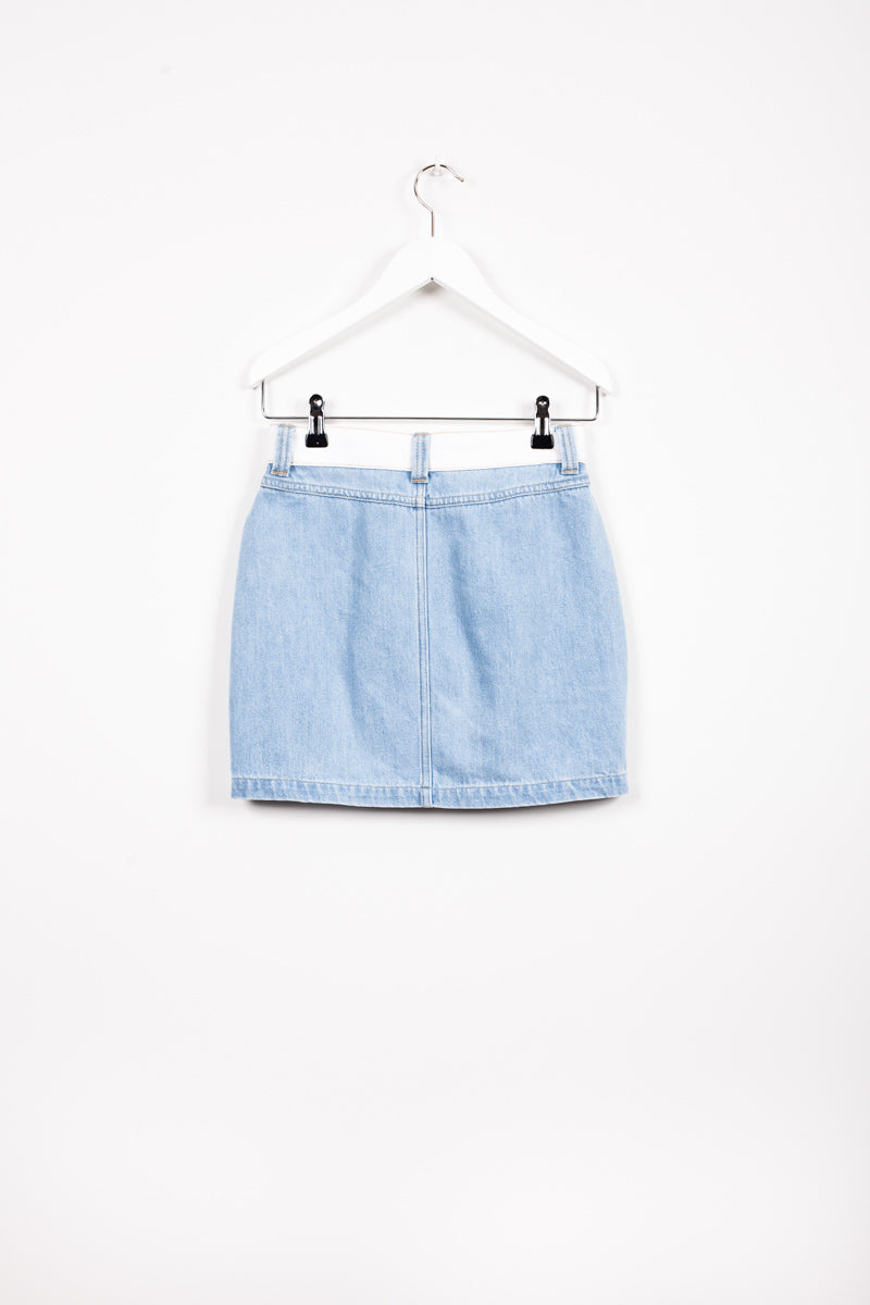 """JUNE"" SKIRT BLEACH"