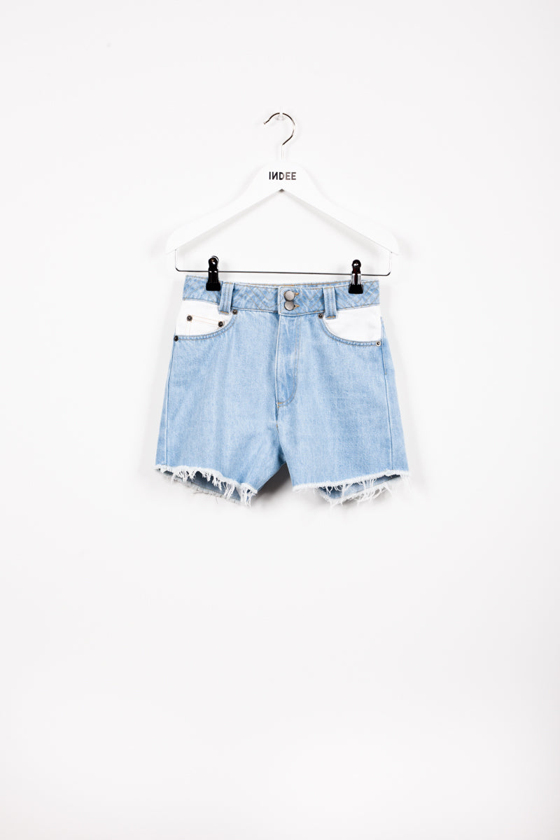 """JAPAN"" SHORTS BLEACH"