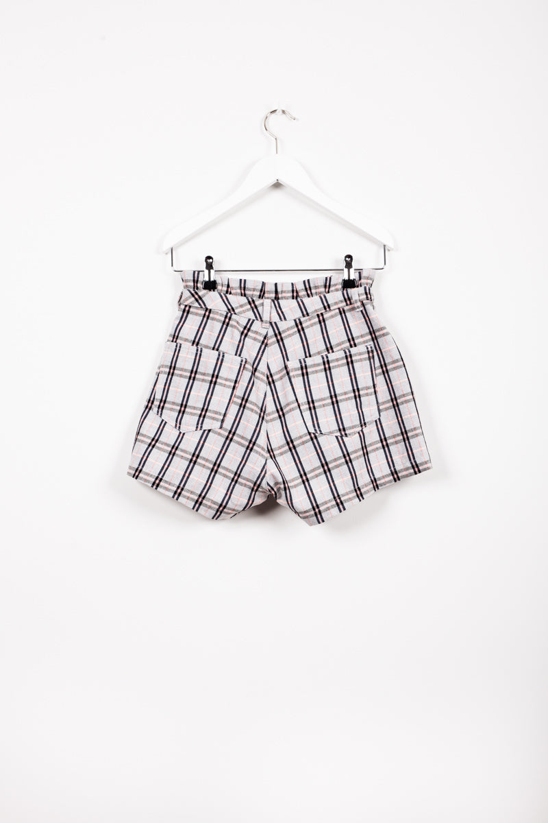 """JOURNAL"" SHORT BLACK"