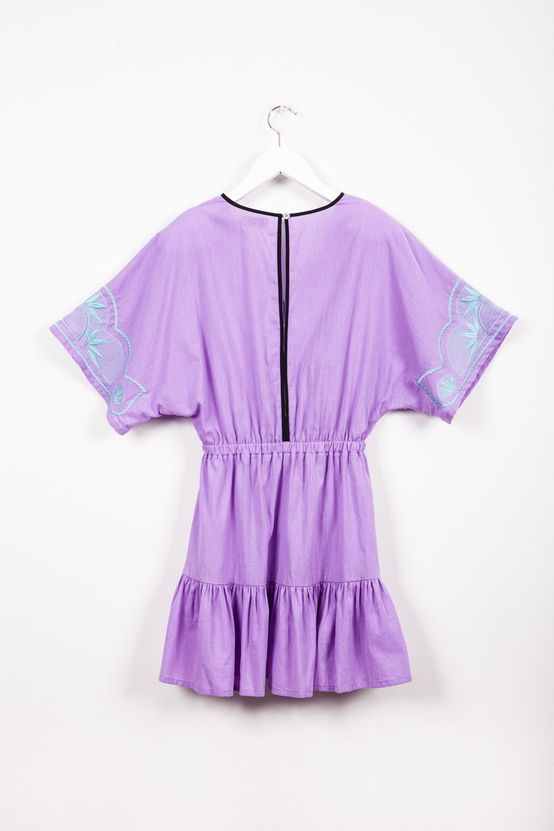 """JACARANDA"" DRESS GLYCINE"