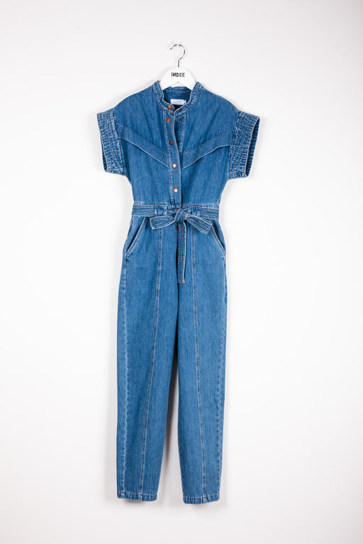 """JUPITER"" JUMPSUIT DENIM"