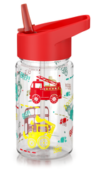 Kids Water Bottle Red 450ml