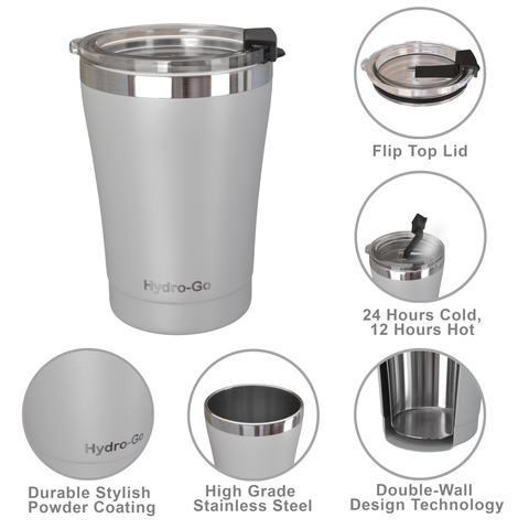 Hydro-Go Reusable Coffee Cup