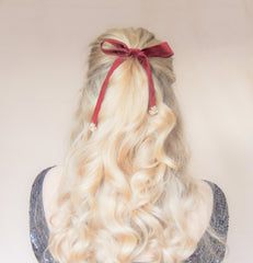 Veronica Velvet Hair Bow