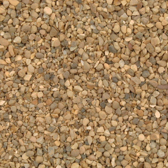 Amber Gold Flint Aggregate 1 - 4 MM - Available in 25 kg bags, or pallet quantities. Bulk Bags please call for details and availability.
