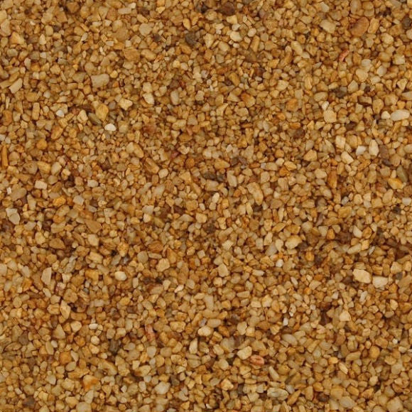Autumn Gold Quartz Aggregate 1 - 3 MM - Available in 25 kg bags, or pallet quantities. Bulk Bags please call for details and availability.