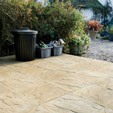 Broadway Economy Riven Paving 32 MM Thick - Available in Two Size Single Packs