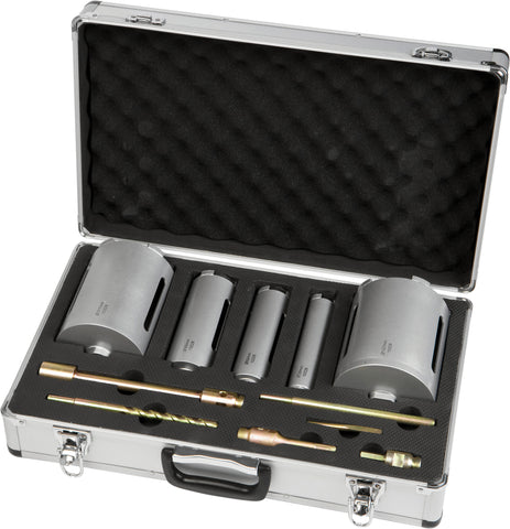 Standard 5 Piece Core Case (38, 52, 65, 117, 127mm & accessories)