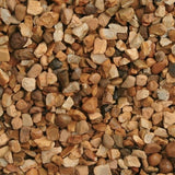 Corn Flint Marine Shingle 6 - 10 MM - Available in 25 kg bags, or pallet quantities. Bulk Bags please call for details and availability.