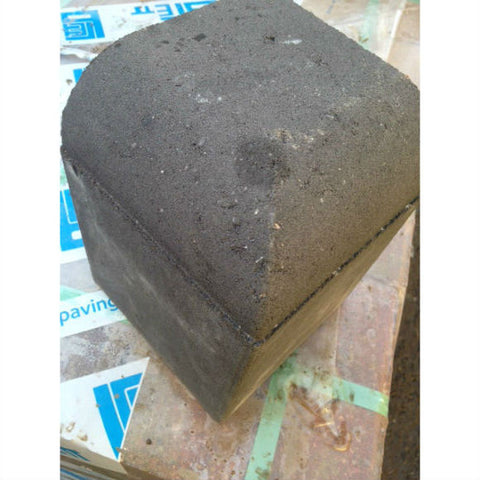 High Kerb - Corner Bullnose Sold Singly