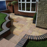 Creative rivern Sandstone - Flags - 900 x 600 MM Covers 15.54 sqm