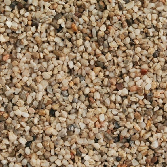 Danish Quartz Aggregate 2 - 5 MM - Available in 25 kg bags, or pallet quantities. Bulk Bags please call for details and availability.