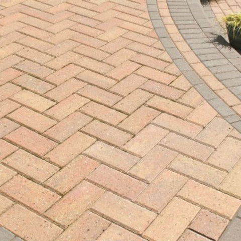 Delta - Large Format Block Paving 50 MM Thick Covers 9.77 sqm
