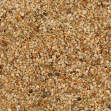 Golden Quartz Aggregate 2 - 5 MM - Available in 25 kg bags, or pallet quantities. Bulk Bags please call for details and availability.