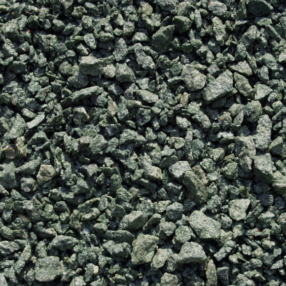 Green Granite Aggregate 1 - 3 MM - Available in 25 kg bags, or pallet quantities. Bulk Bags please call for details and availability.