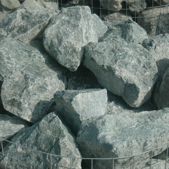 Green Granite Rockery c.250 mm