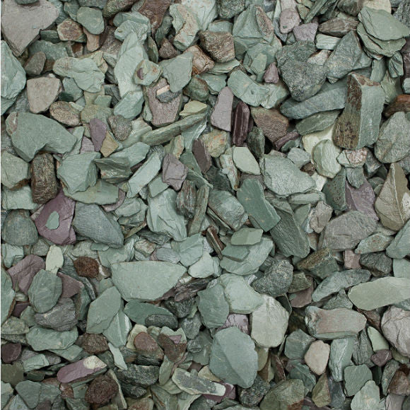 Green Slate 20 MM Aggregate