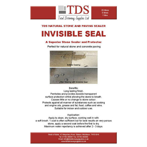 TDS Invisible Sealer