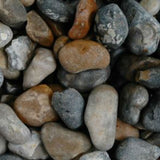 Oyster Shingle/Pebbles 40 mm