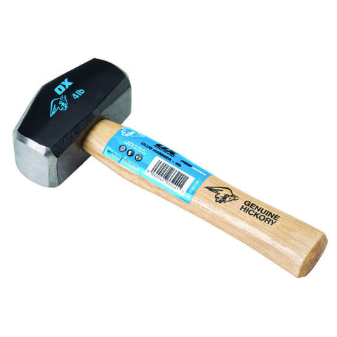 PRO HICKORY HANDLE CLUB HAMMER 1.1kg - 2.5 Lb
