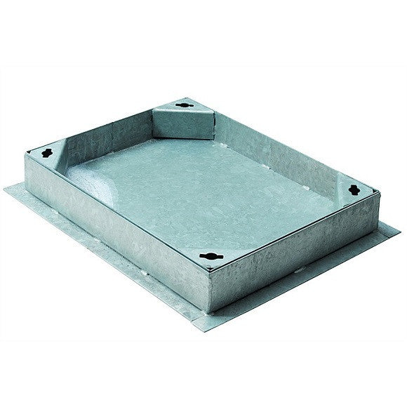 Steel Recessed Manhole Cover