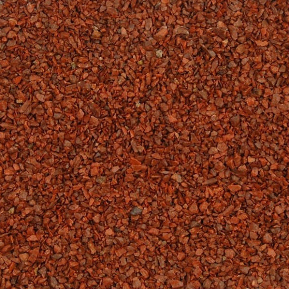 Red Granite 2 - 5 MM - Available in 25 kg bags, or pallet quantities. Bulk Bags please call for details and availability.