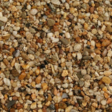 Rhine Gold Quartz Aggregate 2 - 5 MM - Available in 25 kg bags, or pallet quantities. Bulk Bags please call for details and availability.