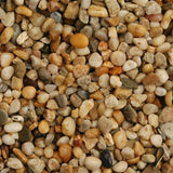 Rhine Gold Quartz Aggregate 6 - 10 MM - Available in 25 kg bags, or pallet quantities. Bulk Bags please call for details and availability.