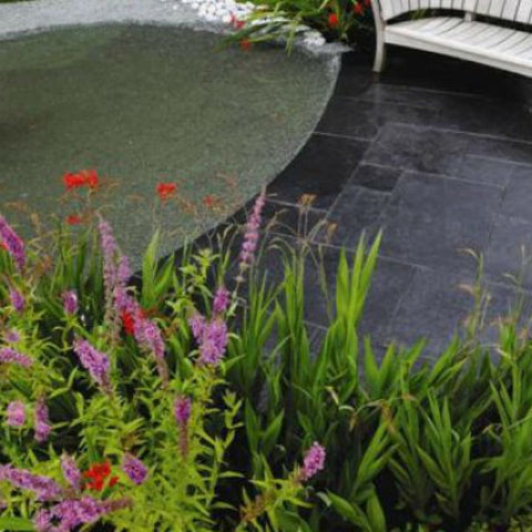 Smart Limestone - 22 MM Callibrated Mixed Size Patio Packs Covers 15.37 sqm