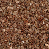 Staffordshire Pink Glacial Quartz Aggregate 3 - 6 MM - Available in 25 kg bags, or pallet quantities. Bulk Bags please call for details and availability.