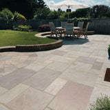 Style Sandstone - Project Pack and 2.4 M Circle With Corner Pack