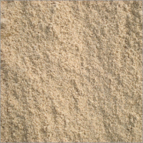 Silica Sand 0.2 - 0.4 mm semi rounded