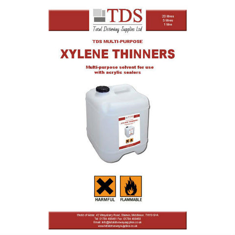 TDS Xylene Cleaner/Thinners 6 L & 20 L