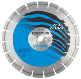 Ultimate ZCA - Zebra Abrasive Diamond Blade