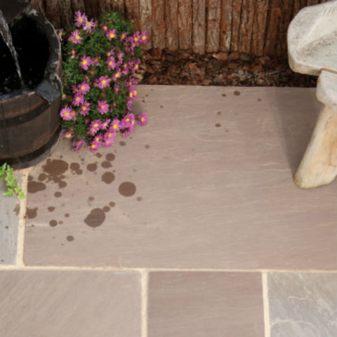 Classicstone Sandstone Collection 25 - 40 MM Thick - 4 Sizes Per Pack