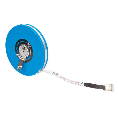 TRADE CLOSED REEL TAPE MEASURE - 30 M