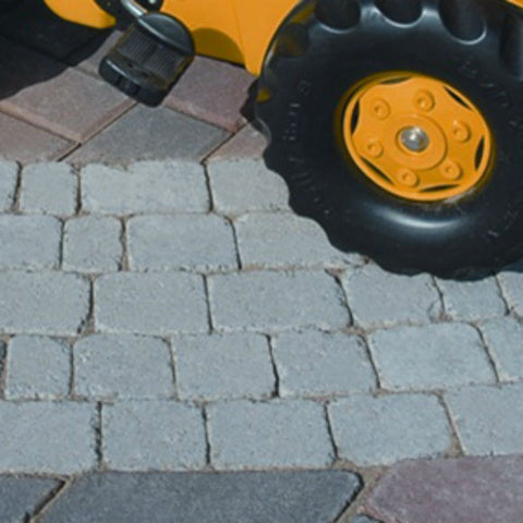 Kingspave Cobble Setts - Four sizes in the pack - Covers 6sqm
