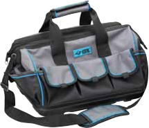 PRO DOUBLE OPEN MOUTH TOOL BAG